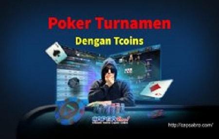 Poker Turnamen Januari 2018 Dengan TCoins