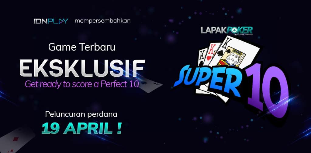 Review Agen Judi Kartu Super 10 Samgong Three Picture Super Ten