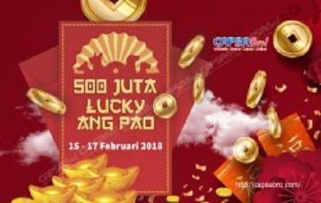 Special Imlek Lucky Ang Pao 500 Juta