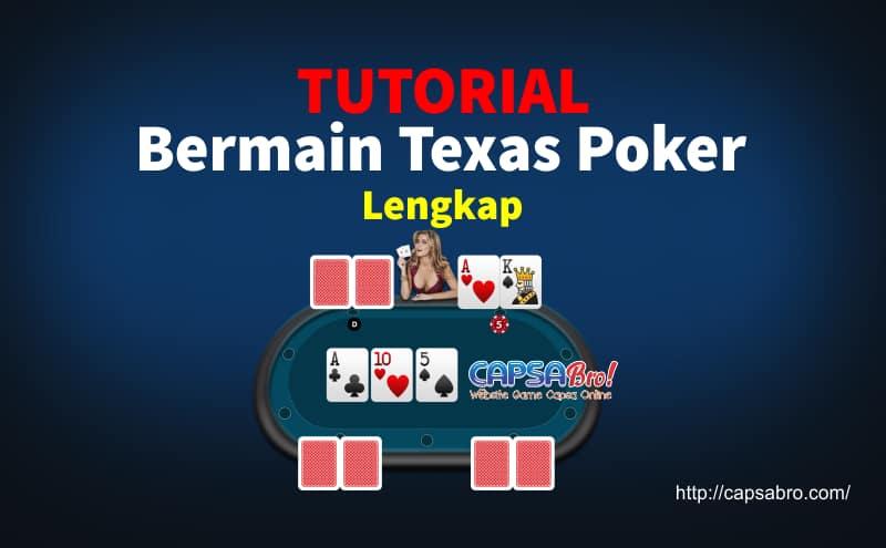 Tutorial Bermain Poker Rupiah Game Online Lengkap
